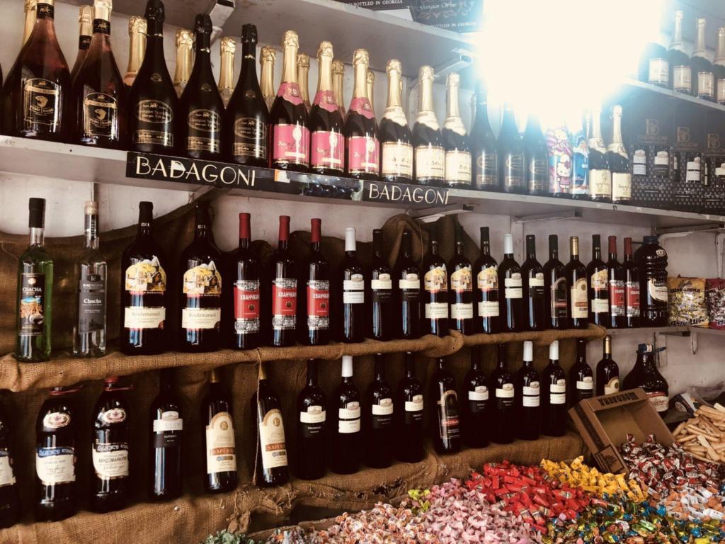 ジョージアのワインセラー2