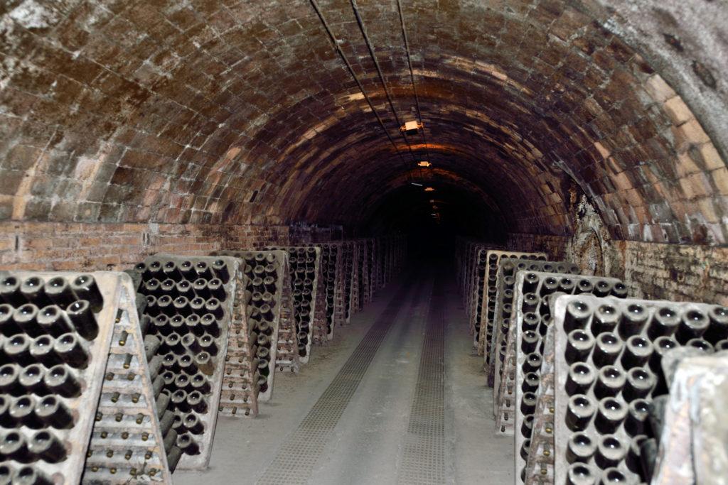 スペインのワインセラー