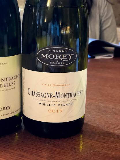 ワイン旅2 Chassagne-Montrachet Rouge