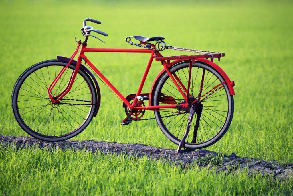 コノスルのイメージの自転車